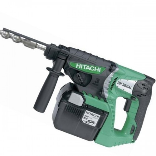 Perforateur-burineur Hitachi SDS 36 volts